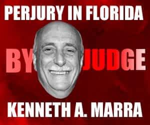 Perjury by Judge Kenneth A. Marra
